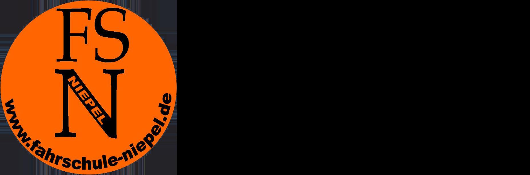 Fahrschule Niepel Logo